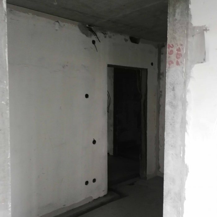 Вид внутри здания